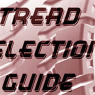 Tread earthmover tires selection guide